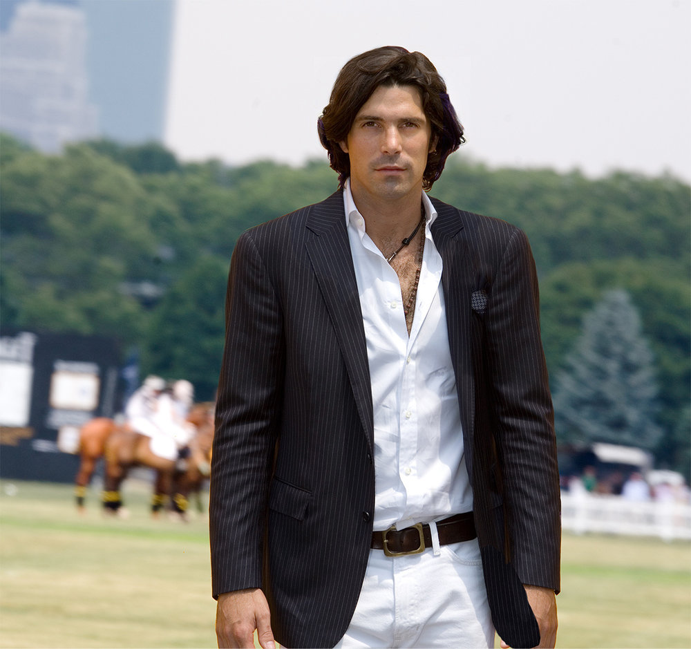 Copy of Nacho Figueras- Ralph Lauren