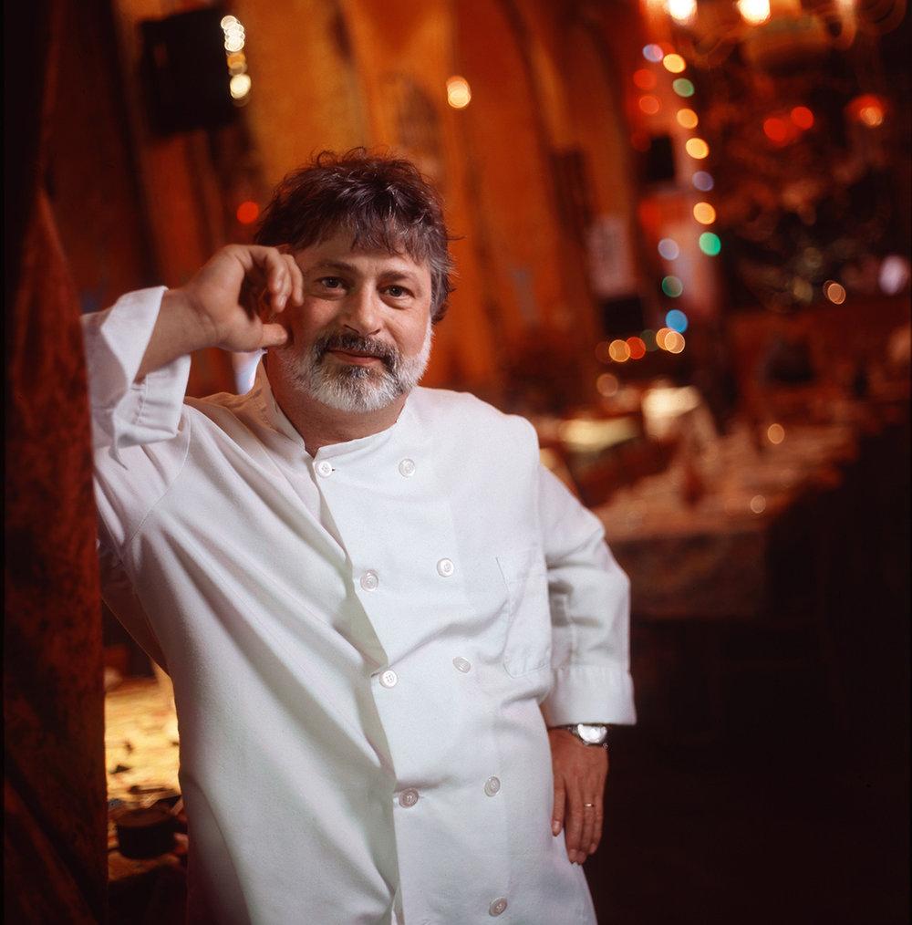 Chef Portrait