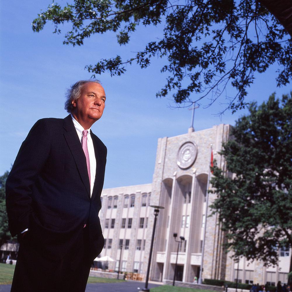 President of St John's University