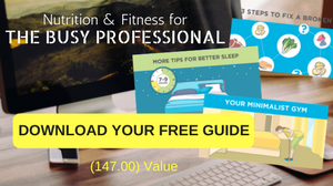 You can reach your goals on a busy schedule. - This guide will describe the 3 key aspects any busy professional over 50 should focus on for success with their health and fitness.