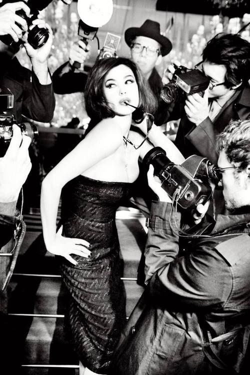 Monica Bellucci by Ellen von Unwerth
