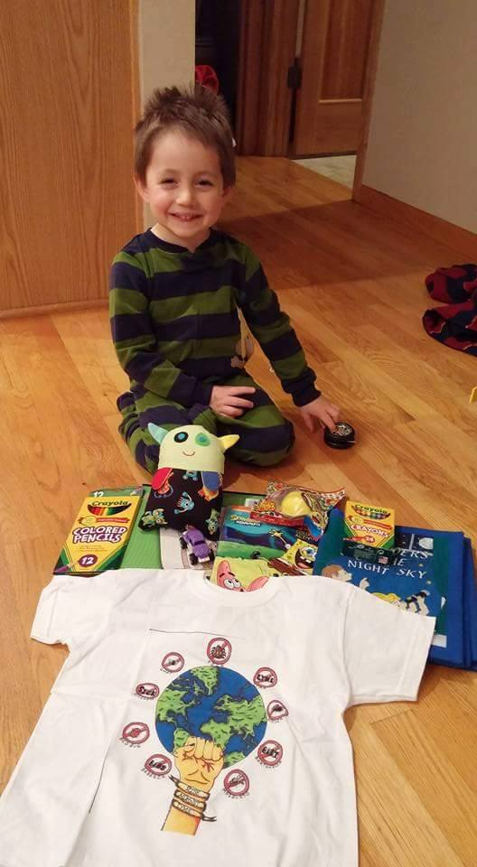Kid's Smile Box for Lyme