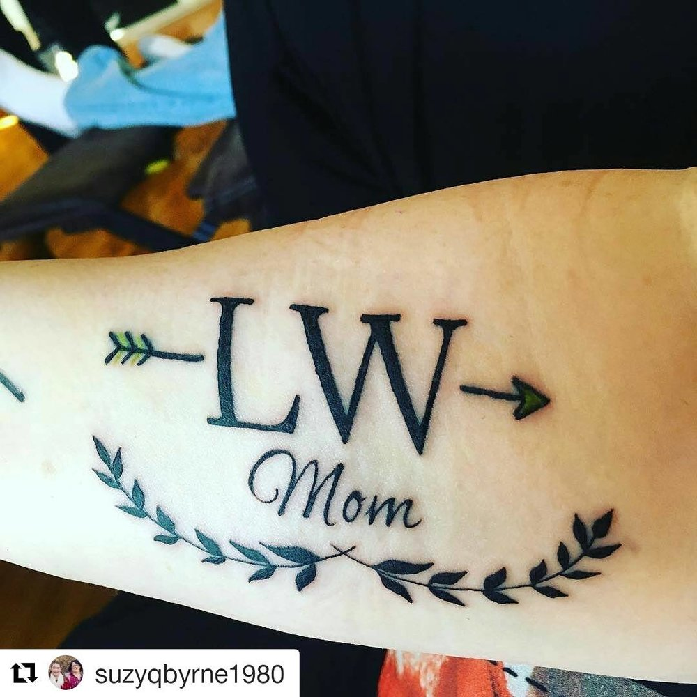 lyme warrior mom tattoo