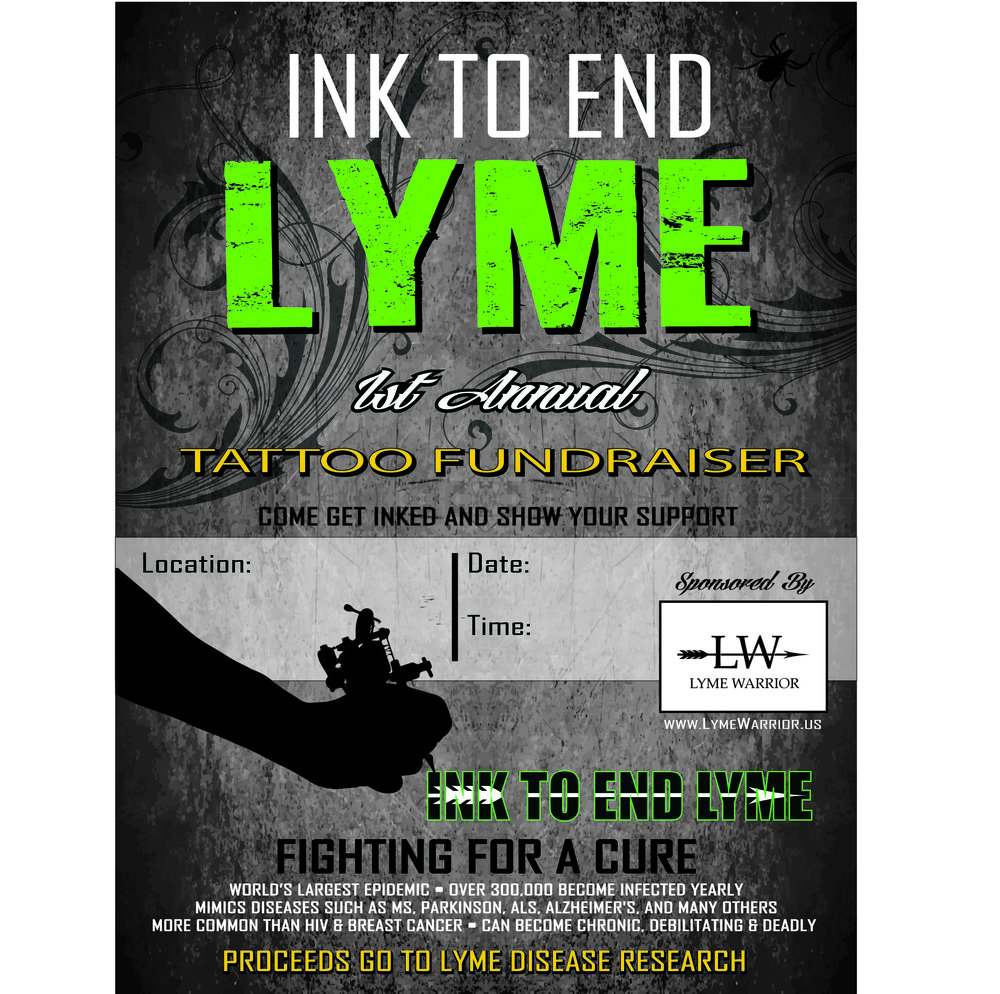 Tattoo for Lyme Disease