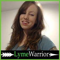 Lauren Lovejoy Lyme Warrior
