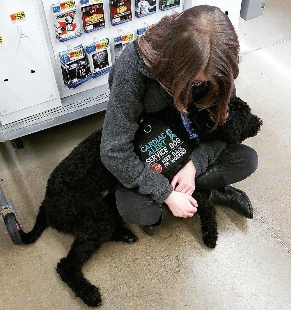 Service Dog Lyme Disease