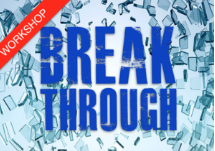 Break Through Workshop with Kevin Biggar