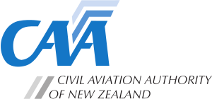 Civil Aviation Authority of NZ logo