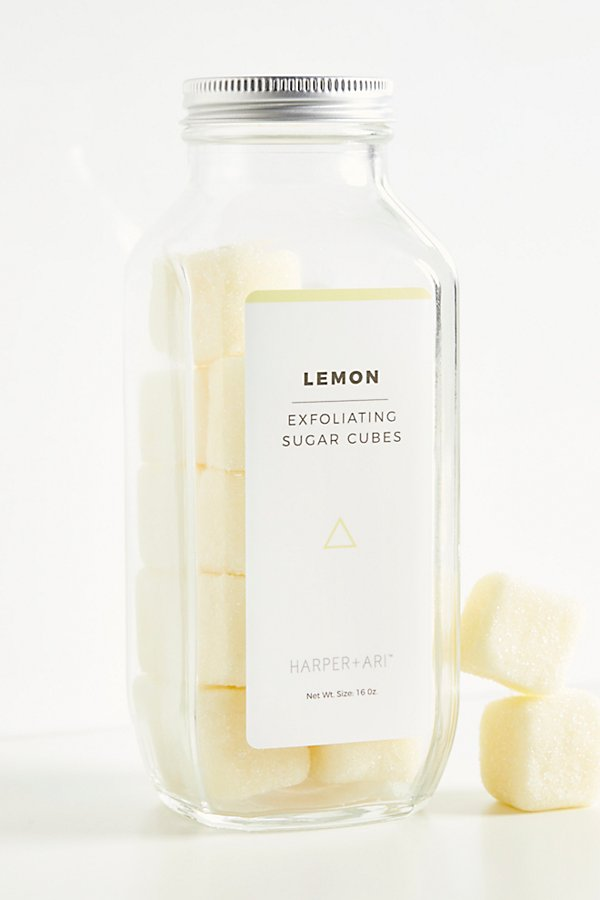 Free People Exfoliating Sugar Cubes - It is so important to exfoliate your skin (not just your face). These exfoliating sugar cubes come in 3 different scents!