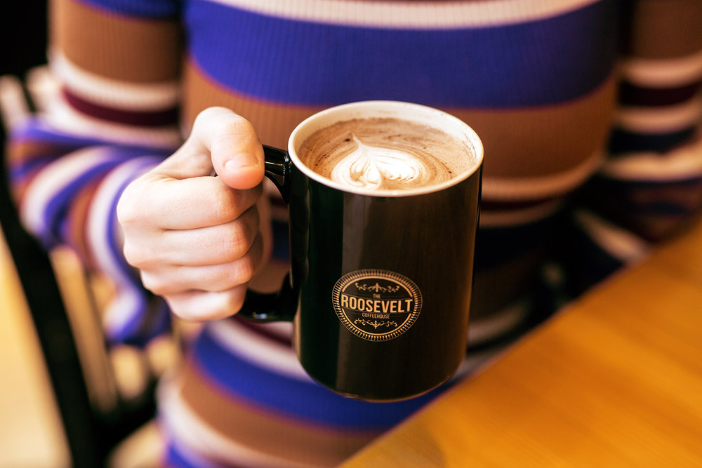 The Roosevelt Coffeehouse Hot Chocolate