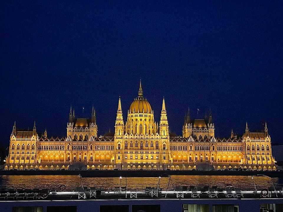 The Parliament Building (Yes, that was shot with my iPhone!)