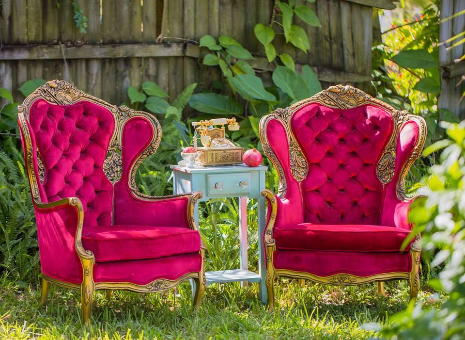 Vintage Furniture by True Love Decor