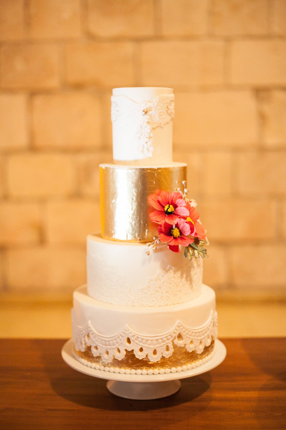 Cake by The Vagabond Baker. Image by St Clerv Photo