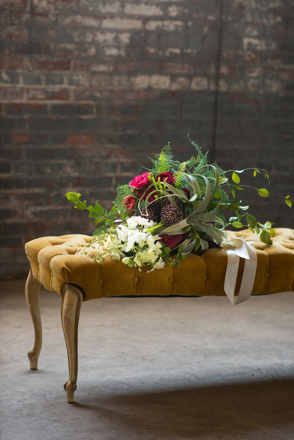 Image by Jacksonville Exhibitor  Page Teahan Photography . Florals by  Anything With Plants.