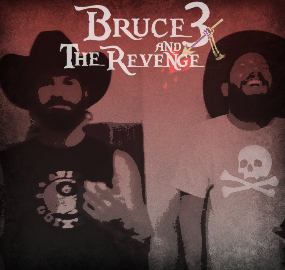 Bruce (lead vocals, guitar), T.J. (backup vocals, drums and percussion)