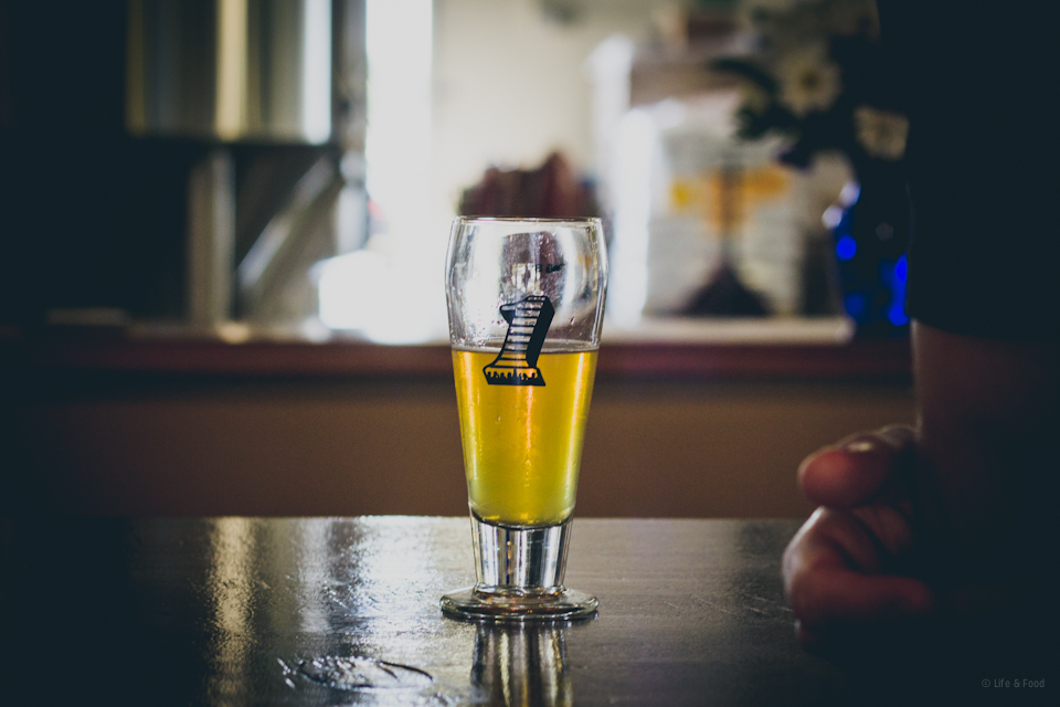 Societe brewing companys 1st anniversary u2014 life & food