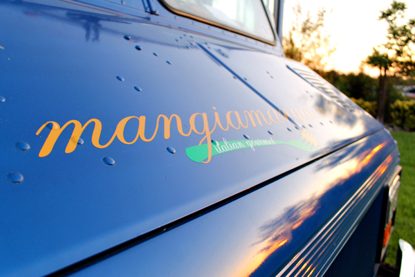 Mangia Mangia Food Truck