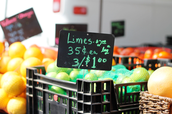 Little Italy's Farmer's Market - Fresh Limes