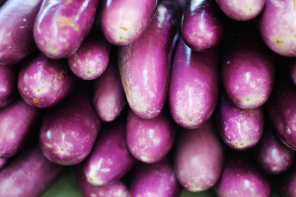 Little Italy's Farmer's Market - Eggplant