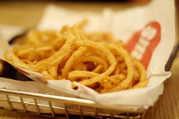 Smash Burger San Diego - Haystack Onions