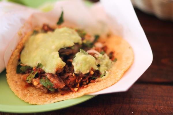 Tacos Las Quince Letras in Tijuana