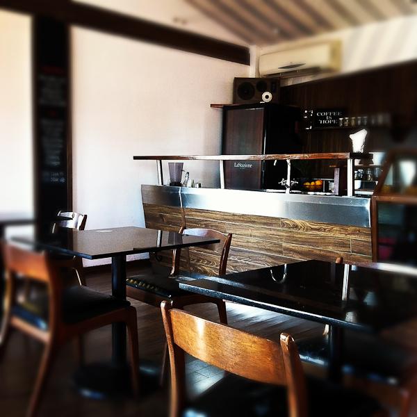 La Stazione Café in Tijuana