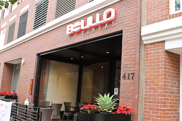 Bolillo Tortas in Downtown