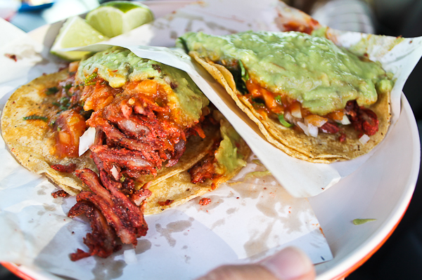 Tacos La Sierra in Tijuana