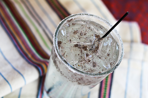 Chia Lemonade Recipe