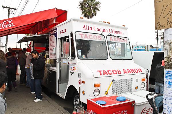 Tacos Aaron - Tijuana