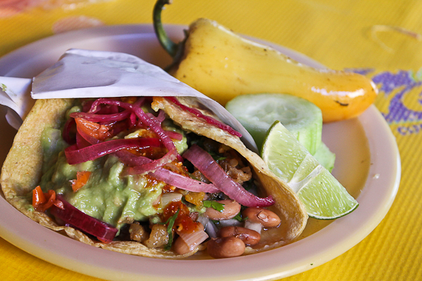 Tacos La Gloria - Tijuana