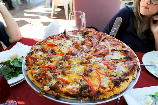 Ochento's Pizza - San Antonio de Las Minas