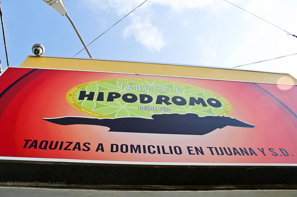 Taquería Hipódromo - Tijuana