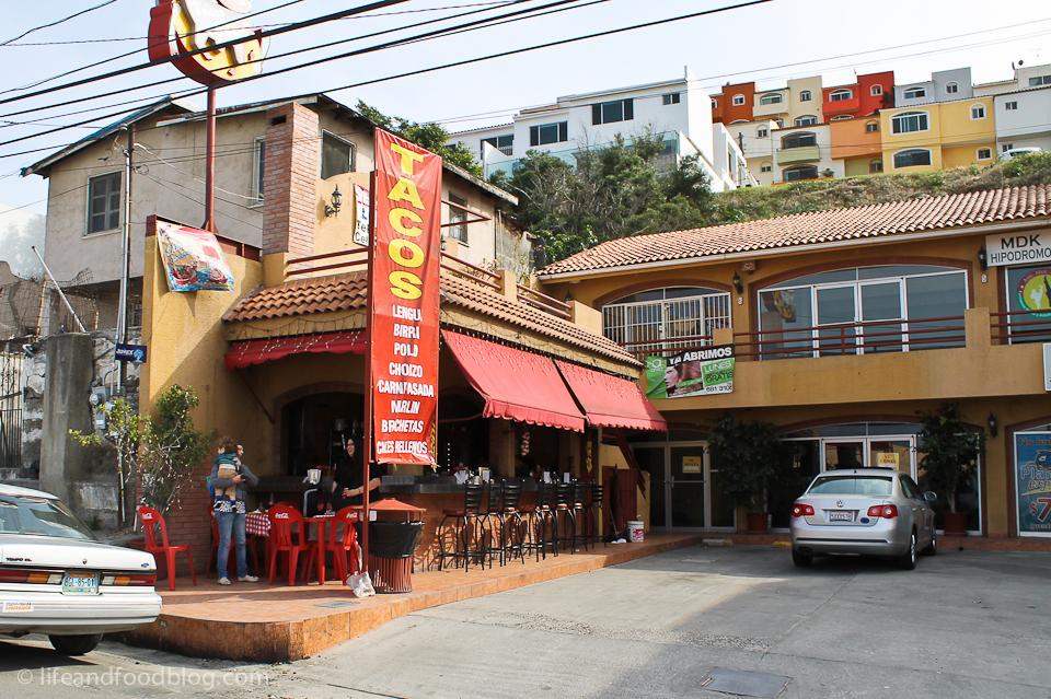 Tacos N Salsas - Tijuana
