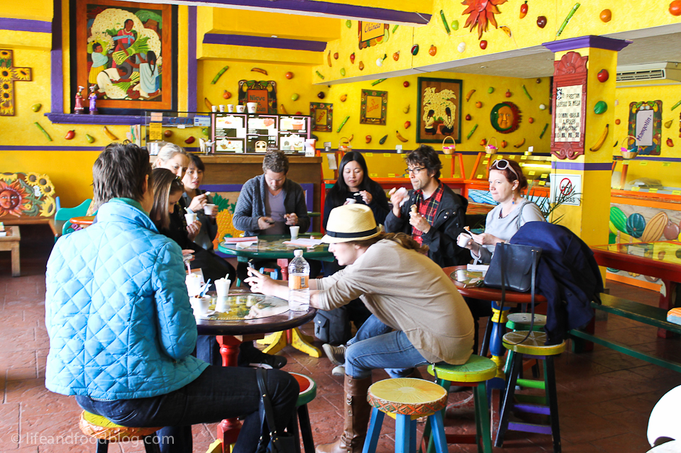 Tijuana Walkabout with San Diego Food Bloggers