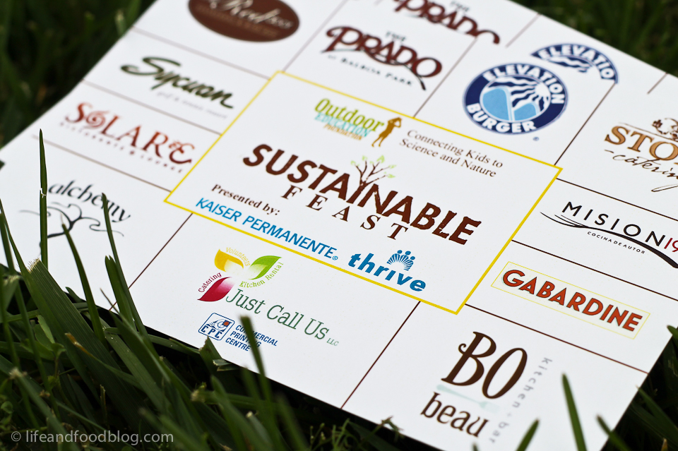 Sustainable Feast in San Diego