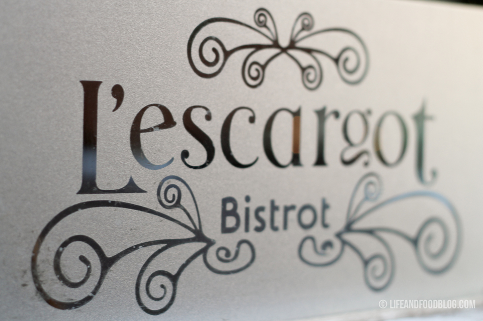 Chef Ryan Steyn's L'Escargot Bistro in Tijuana