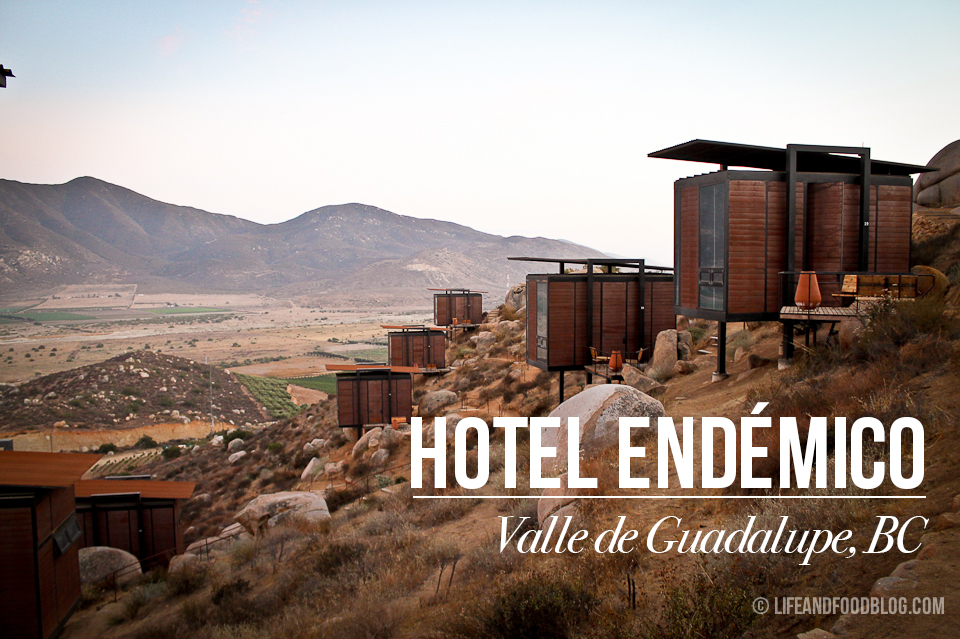 Hotel Endémico in Valle de Guadalupe, Baja California