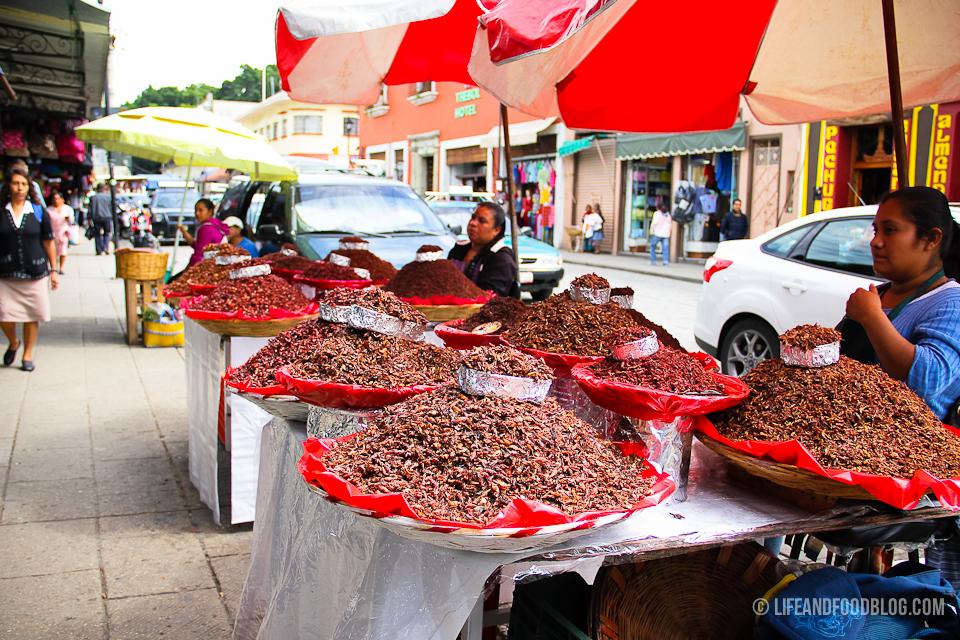 Mercado 20 de Noviembre & Benito Juarez, Oaxaca, Mexico