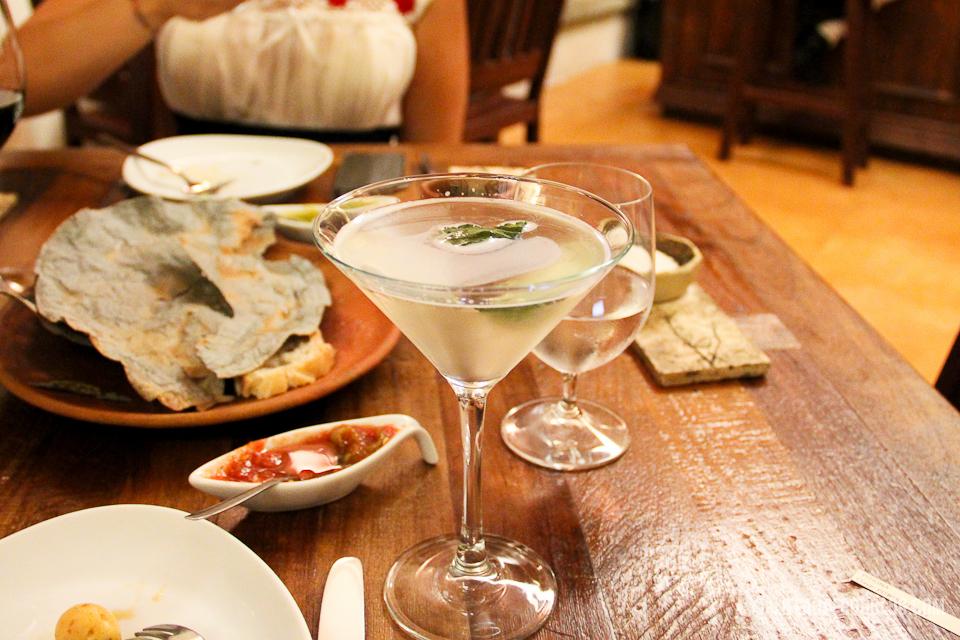 Jose Manuel Baños Rodriguez' Pitiona Restaurante in Oaxaca