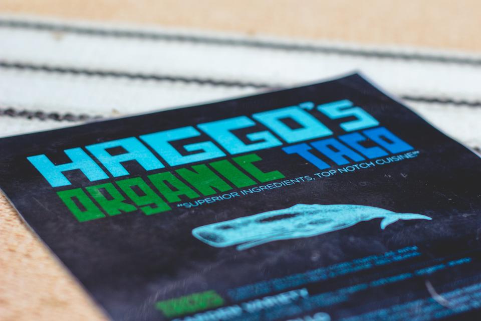 Haggo's Organic Taco - Encinitas, CA
