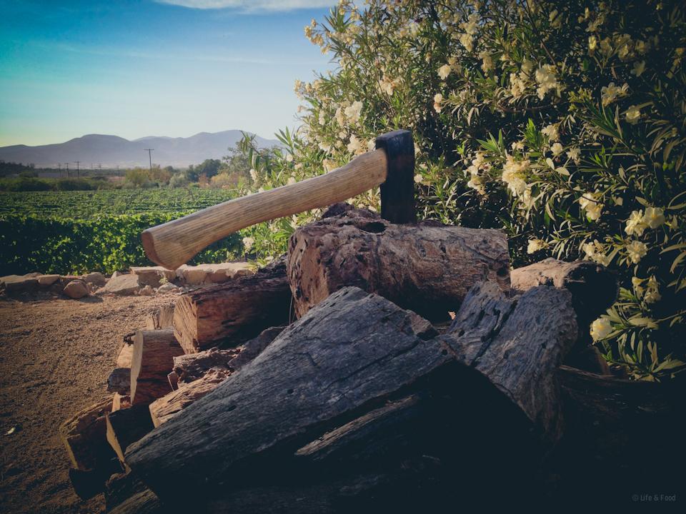 Deckman's en El Mogor, Valle de Guadalupe