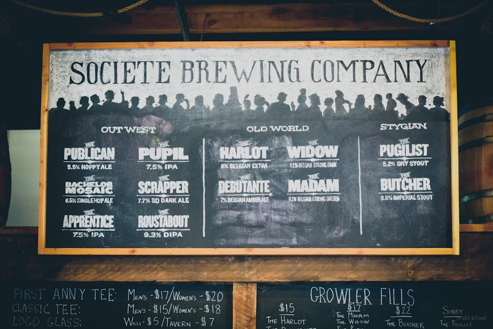 Societe Brewing Company's 1st Anniversary