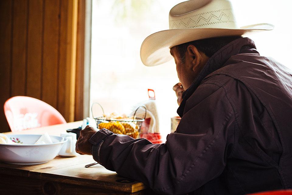 Valle de Guadalupe: La Cocina de Doña Esthela