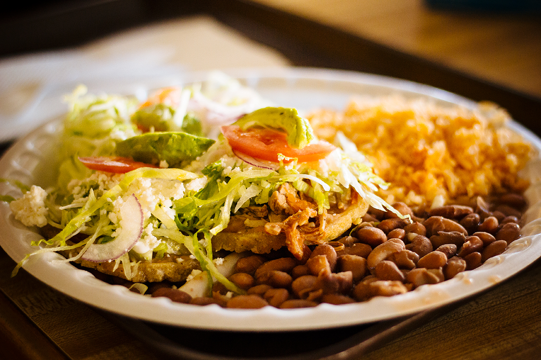 Sopes, Rice and Beans – Super Cocina: Comida Casera Mexicana