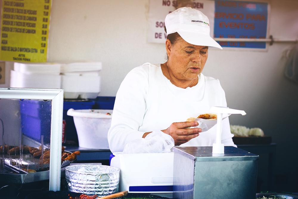 Tacos El Fenix, Ensenada – © Life & Food