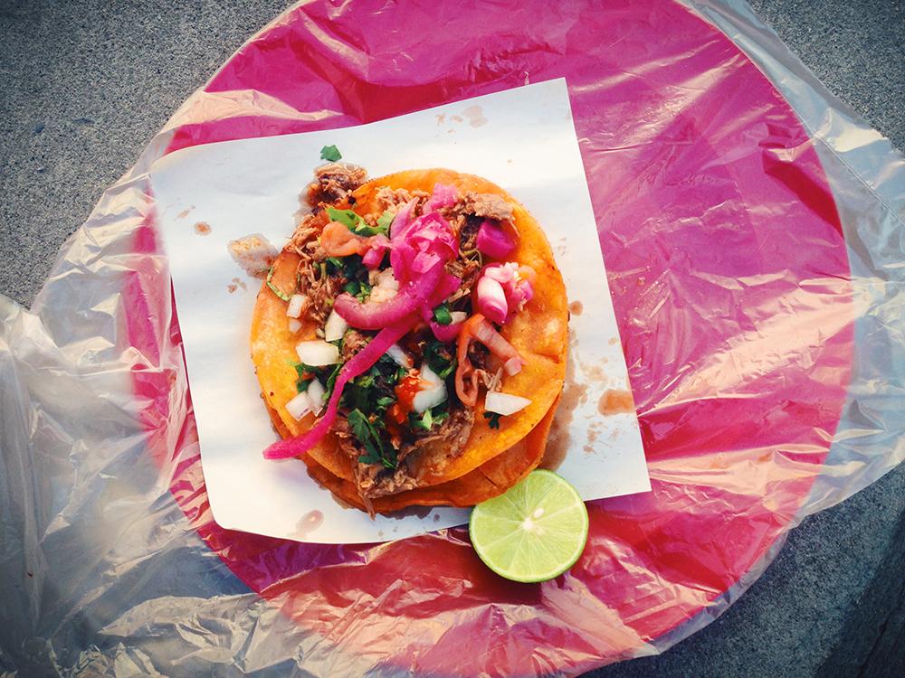 Tacos de birria in Tijuana's Colonia Cacho