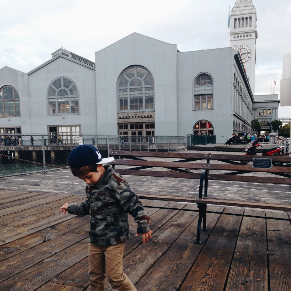 Ferry Building | San Francisco, CA