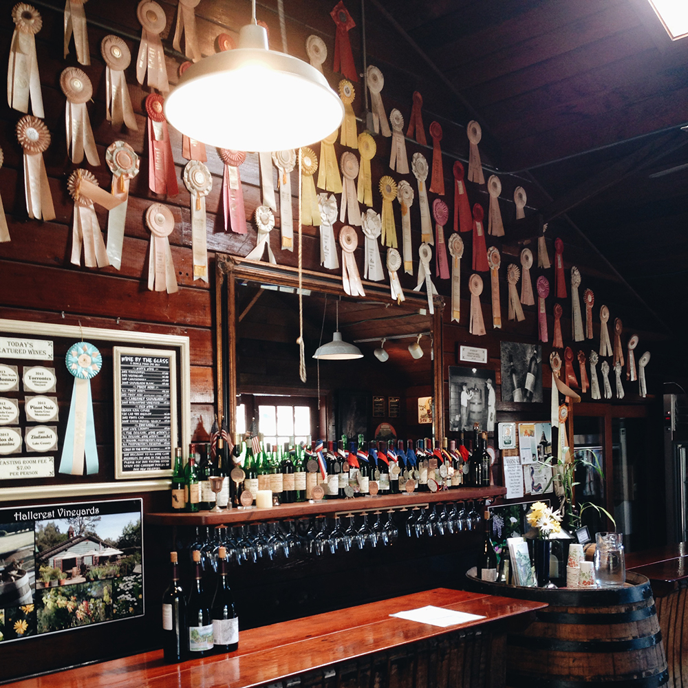 Hallcrest Winery | Santa Cruz, CA