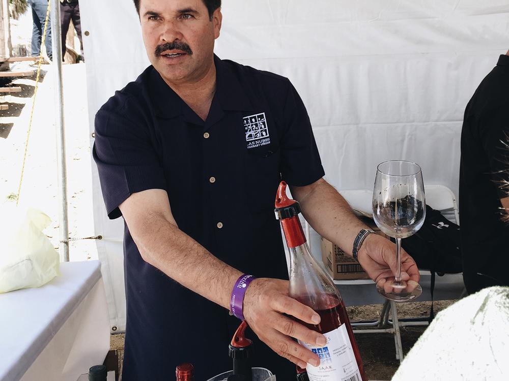 Ensenada: Festival de Las Conchas y El Vino Nuevo 2015 | © Life and Food